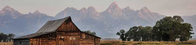 Photo of Teton Range